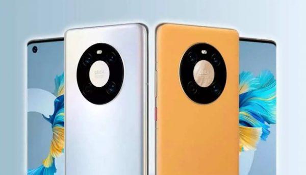 فروش بیش از ۴٫۵ میلیون دستگاه از هوآوی Mate 40 Pro در چین