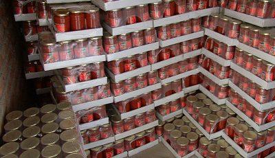 تمدید مجوز صادرات رب گوجه تا پایان فروردین ۱۴۰۰