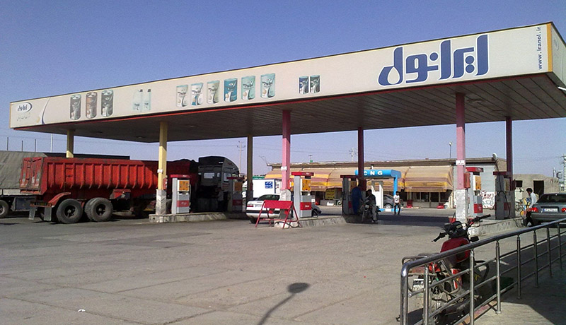 شارژ روزانه کارت سوخت خودروهای سنگین