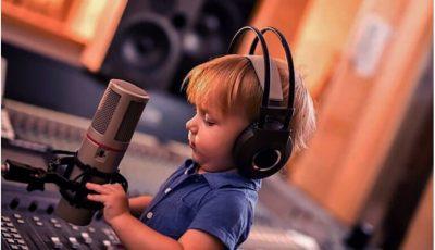 تاثیر موسیقی آرام بر آرامش و رشد کودکان