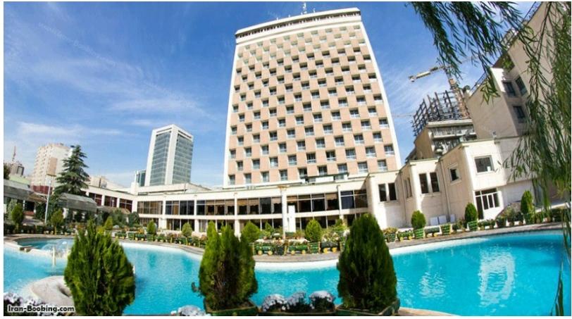 آشنایی با هتل هما تهرانو اطلاعات رزرو آنلاین