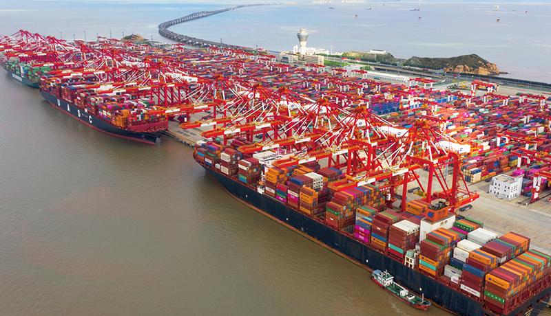 مناطق آزاد تجاری در چین