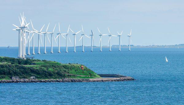 دانمارک جزیره مصنوعی انرژی میسازد