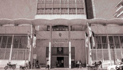 در تالار سابق بورس چه میگذرد؟ / هشدار برای برج ۱۹ طبقه خیابان حافظ