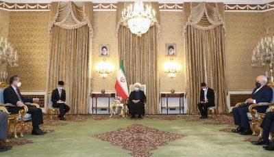 اولین واکنش روحانی به قرارداد ایران و چین / در جلسه روحانی و وزیر امور خارجه چین چه گذشت؟