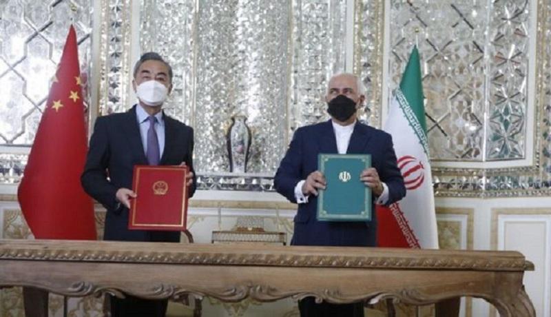 سند جامع همکاری ایران و چین امضا شد