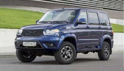 فروش خودرو شاسی بلند روسی در ایران آغاز شد