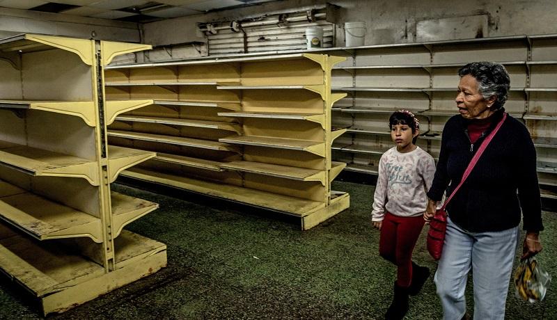 چاپ اسکناس یک میلیون بولیواری! / ابرتورم چگونه کارِ ونزوئلا را به اینجا کشاند؟