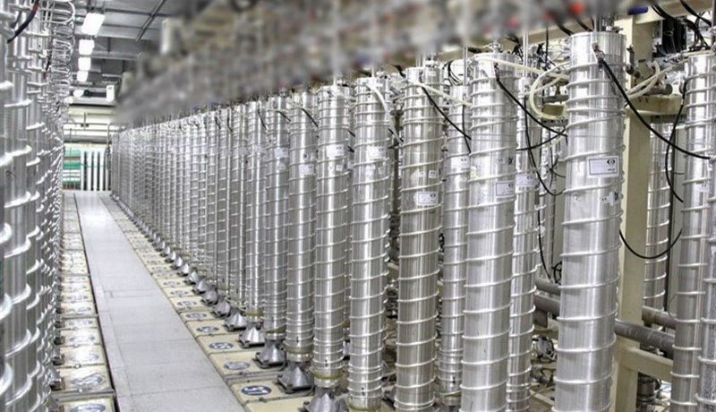 ایران غنیسازی اورانیوم را با دستگاه پیشرفته آغاز کرد