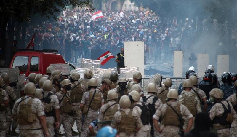 فساد در لبنان