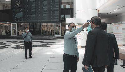 فردا؛ جلسه بورسی همتی و دژپسند با رئیس مجلس