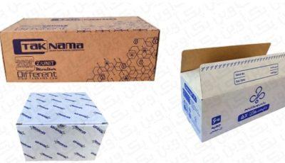 فرمول محاسبه قیمت بستهبندیهای کارتنی و مقوایی
