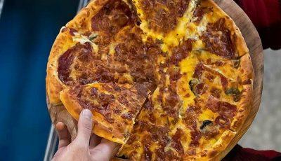 پنیر پیتزا بهترین طعم برای فستفودها