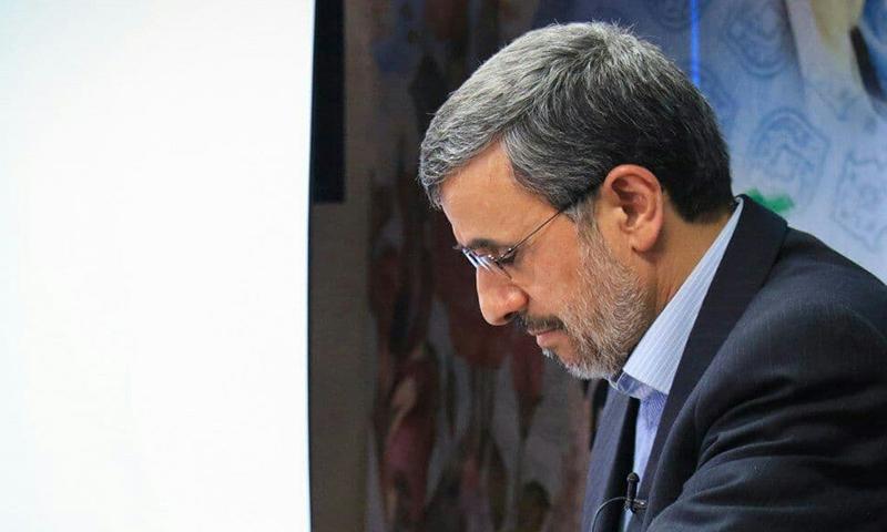 حضور احمدینژاد در انتخابات قطعی شد + فیلم