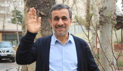 درگیری طرفداران احمدینژاد با کارمندان وزارت کشور + فیلم