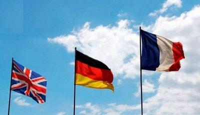 دیدار جداگانه نمایندگان تروئیکای اروپا و انریکه مورا با عراقچی