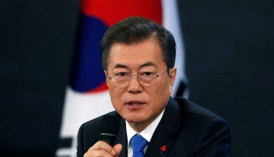 نخست وزیر کرهجنوبی از ایران برگشت، برکنار شد