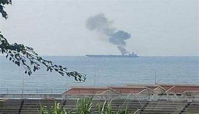 تکذیب حمله نظامی به کشتی نفتکش در بندر بانیاس سوریه