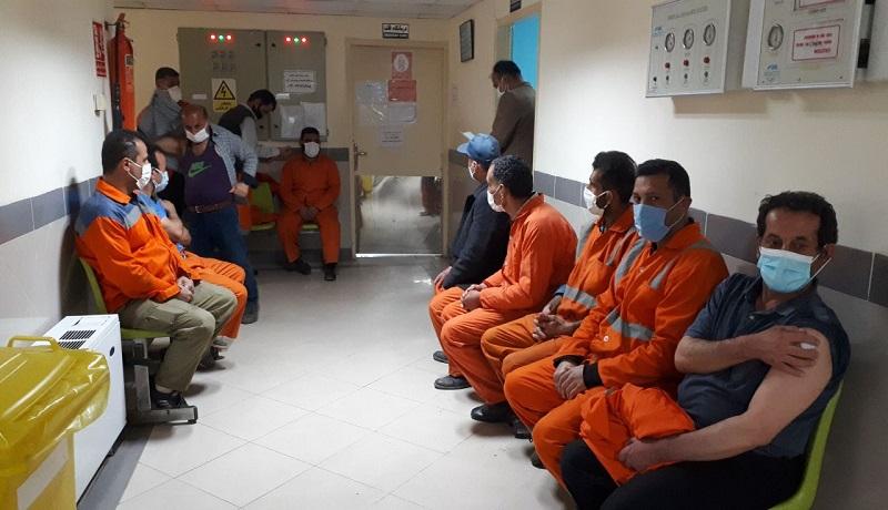 پیگیری واکسیناسیون کرونای پاکبانان غیرایرانی در تهران
