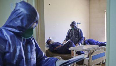 فوت ۴۵۳ بیمار کووید۱۹ در شبانهروز گذشته / آمار کرونا در ایران امروز ۲ اردیبهشت ۱۴۰۰