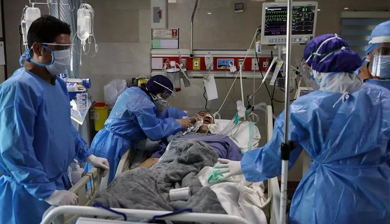 فوت ۱۵۵ بیمار کووید۱۹ در شبانه روز گذشته/ آمار کرونا در ایران ۲۰ فروردین ۱۴۰۰