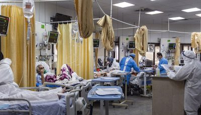 ۳۶۶ قربانی جدید کرونا در کشور/ آمار کرونا در ایران ۲۲ اردیبهشت ۱۴۰۰