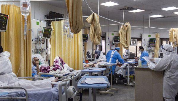 فوت ۳۹۵ بیمار کووید۱۹ در کشور/ آمار کرونا در ایران ۳۱ فروردین ۱۴۰۰