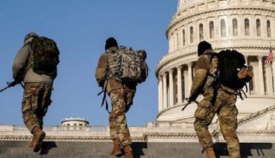 تیراندازی در مقابل ساختمان کنگره آمریکا / ساختمان به دلیل تهدید امنیتی مسدود شد