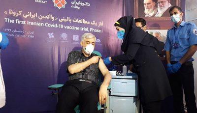 ۵۰ تن تجهیزات ساخت واکسن کرونا وارد کشور شد