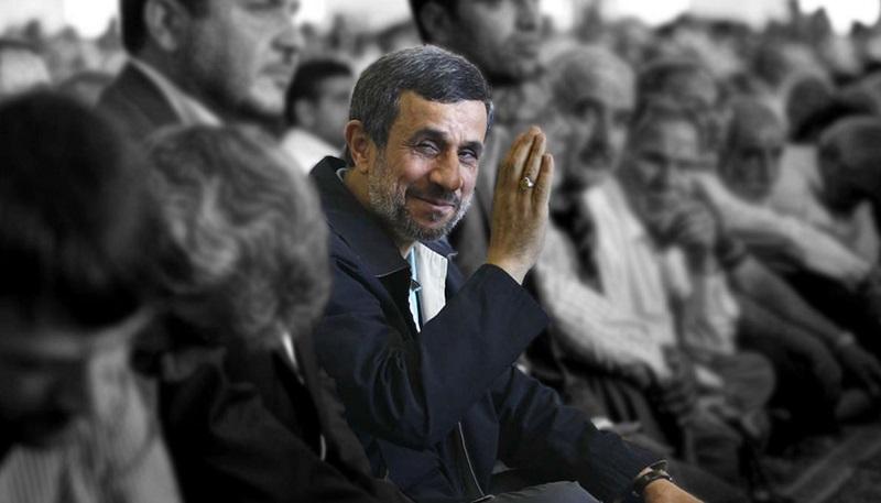 حرفهای عجیب عبدالرضا داوری درباره احمدینژاد