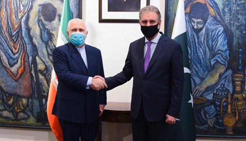 وزیر امور خارجه پاکستان وارد تهران شد