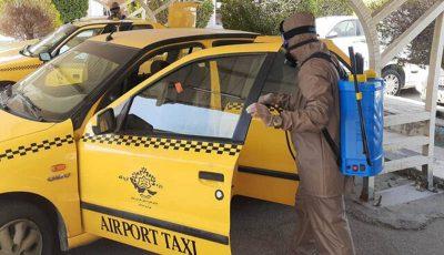 جان باختن ۲۰۰ تاکسیران با کرونا در تهران