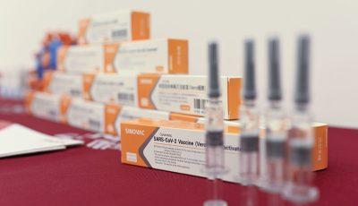 ارز واردات فوری یک میلیون دوز واکسن کرونا پرداخت شد