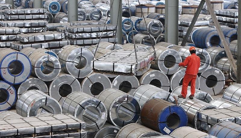 کاهش ۱۸ درصدی صادرات فولاد کشور / چرا صادرات کم شد؟