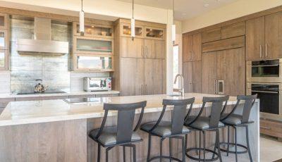 بازسازی منزل با کابینت مدرن با کمترین هزینه!