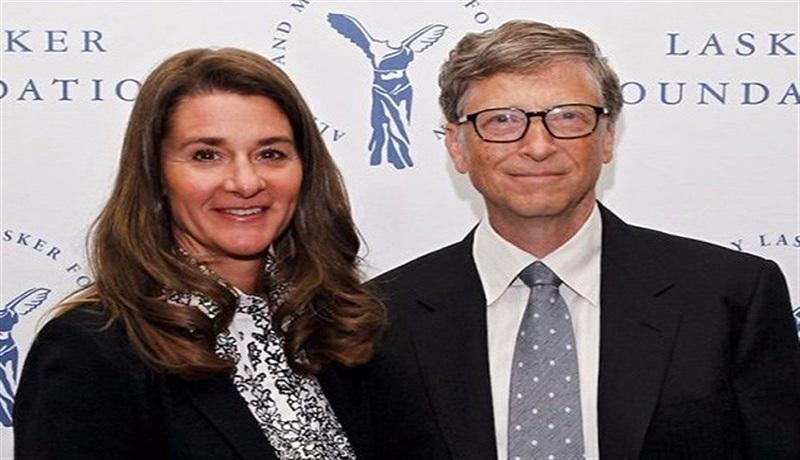 جدایی موسس مایکروسافت از همسرش پس از ۲۷ سال زندگی