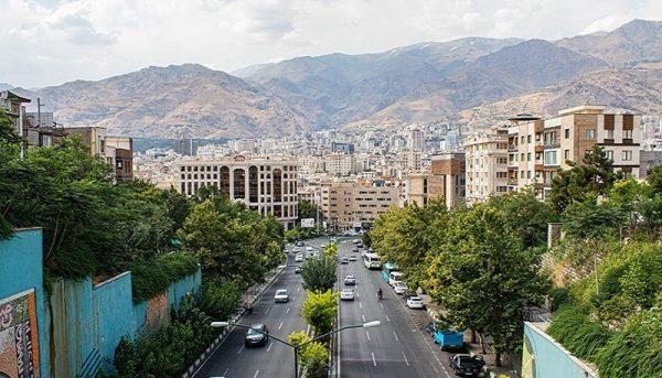 لیستی از نرخ اجاره مسکن در مناطق گران قیمت تهران