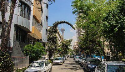 متوسط قیمت مسکن در محلات پرجمعیت تهران چقدر است؟