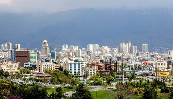قیمت آپارتمان در شمال تهران / سعادت آباد متری ۷۸ میلیون