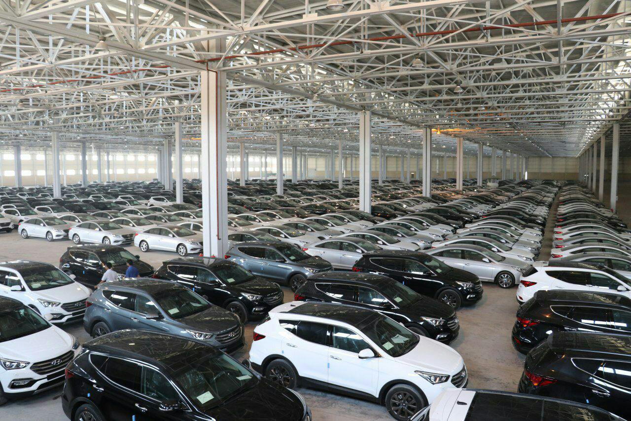 وضعیت بازار خودرو در ششمین روز تابستان