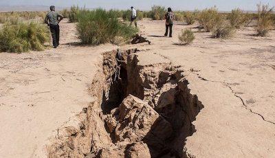 فرونشست دشتها، بحرانی است که کمابیش 77 درصد از خاک ایران را فرا گرفته است.