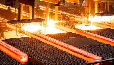 قیمت فولاد؛ افزایشی در بازار ایران، کاهشی در بازار جهانی