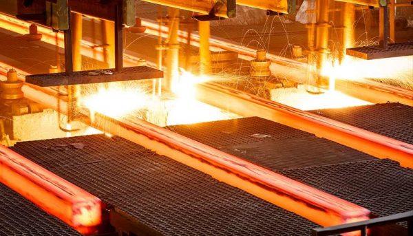 رشد صادرات فولادی شرکتهای بزرگ
