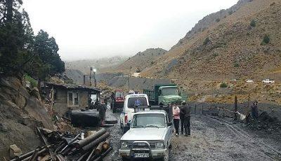 ۹۰ ساعت دلهره زیر زمین/ ۲ معدنچی طزره هنوز پیدا نشدند