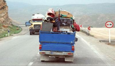 بعد از تهران، نوبت مهاجرت کرجیها شد / چرا مردم مهاجرت میکنند؟