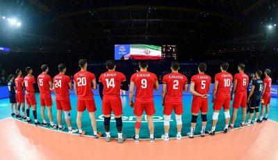 باخت ایران به برزیل / بازی امروز والیبال ایران با کدام تیم است؟