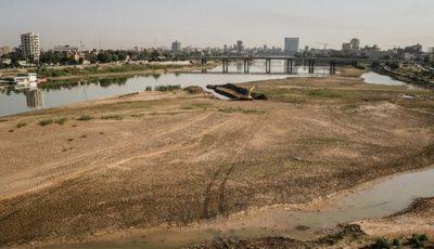 کارون کویر شد!/ سدسازی افراطی پرآبترین رودخانه ایران را خشکاند