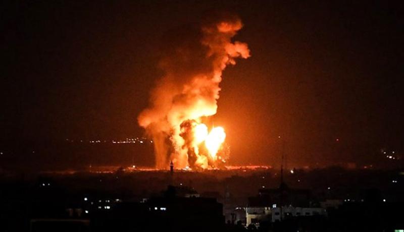 آخرین اخبار از حمله به غزه / اعلام اولین آمار قربانیان