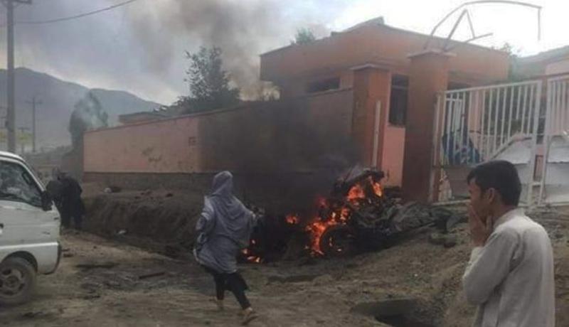 وقوع ۳ انفجار در نزدیکی دبیرستان دخترانه در کابل / دستکم ۲۰۵ تن کشته و زخمی شدند