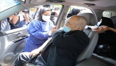 آغاز اجرای طرح واکسیناسیون کرونا در خودرو